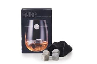 Cellar Premium Whisky Stones Set of 9