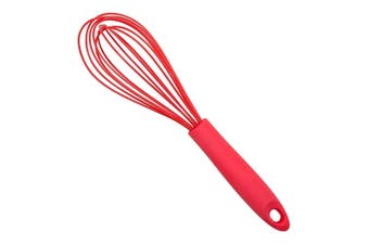 Scullery Kolori Silicone Whisk Red