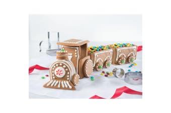Soffritto Xmas Gingerbread Train Making Set