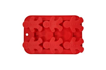 Soffritto Xmas Gingerbread Man Mould