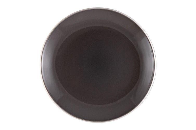 Ambrosia Luna Stoneware Side Plate 20cm Slate