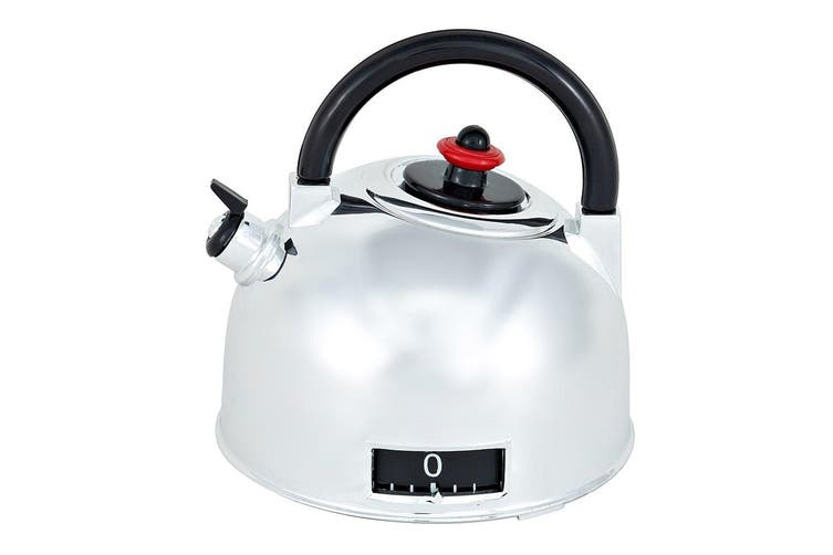 Scullery Essentials Plastic 60 Minute Mechanical Timer Kettle