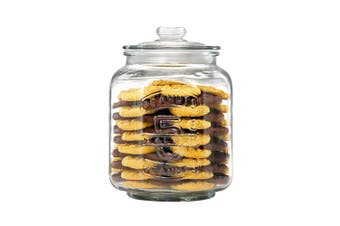 Ambrosia Cookie Jar Glass Canister 6.75L