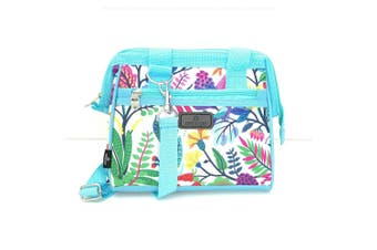 Ambrosia Aster Lunch Bag 23L/19.5 x 22cm Floral