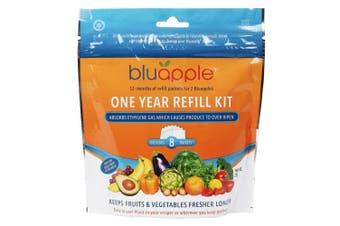 Bluapple Classic Refill Kit 8 Pack