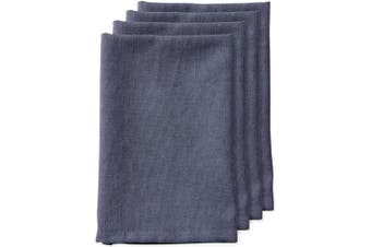 Ladelle Base Napkin 4 Pack Navy