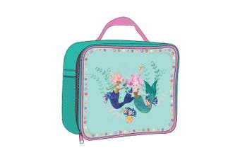 Ashdene Mermaids Insulated Lunch Bag 23 x 18 x 9.5cm