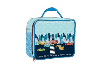 Ashdene On The Road Insulated Lunch Bag 23 x 18 x 9.5cm