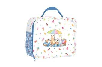 Ashdene Summer With Barney Insulated Lunch Bag 23 x 18 x 9.5cm