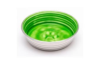 Loving Pets Le Bol Cat Bowl Chartruese Green