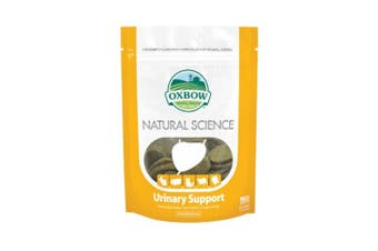 Oxbow Natural Science Urinary Support Supplement 60 Pack
