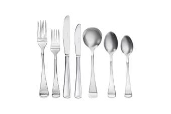 Alex Liddy Castella Stainless Steel 56 Piece Cutlery Set 8 Person