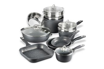 Baccarat Granite Cookware Set 10 Piece Non Stick Cooking Set Cookset
