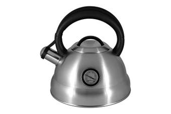 Baccarat Barista Brilliante Thermo Stainless Steel Stovetop Kettle 2.2L