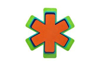 Baccarat 4 Piece Felt Pan & Pot Protector & Divider Set Multicolour