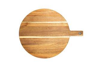 Alex Liddy Acacia Large Round Paddle Platter Board 45cm