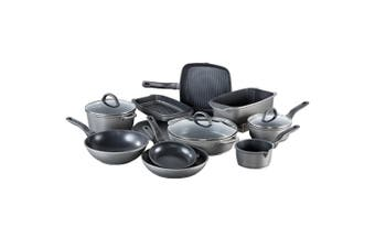 Cuisinepro Health Pan Cast Aluminium Non Stick 10 Piece Cookware Set