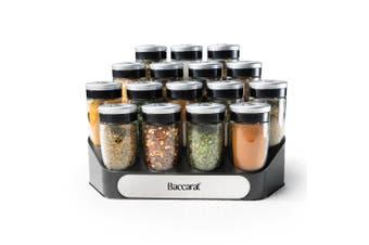 Baccarat Spice Market Benito 16-Jar Spice Rack