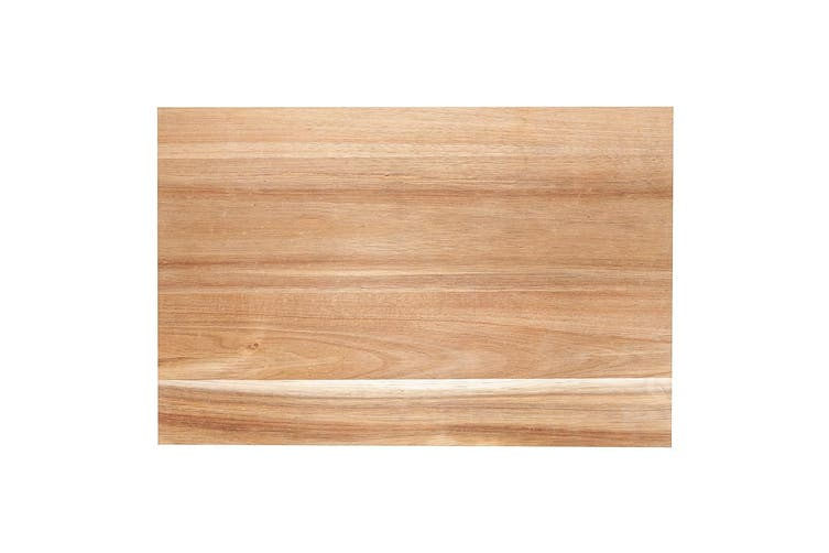 Baccarat Butchers Corner Block Size Acacia Timbler Chopping Board