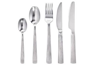 Alex Liddy Drake Stainless Steel Cutlery Set 40 Piece