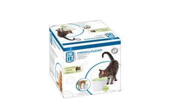 Catit Fresh & Clear Cat Drinking Water Fountain 3L