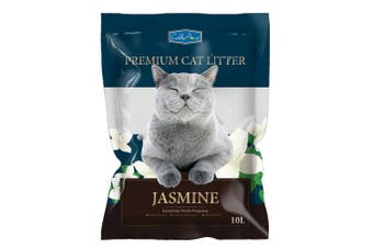 Cuddly Paws Bentonite Cat Litter Jasmine 10L
