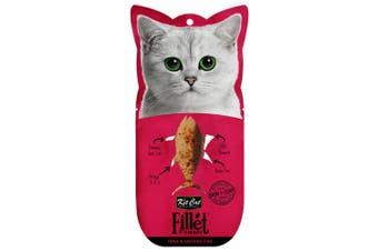 Kit Cat Fillet Fresh Tuna & Smoked Fish Cat Treat 30g