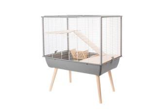 Zolux NEO Muki Small Animal Cage Grey