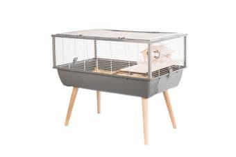 Zolux NEO Nigha Small Animal Cage Grey