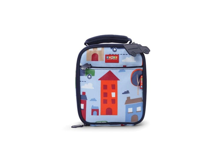Penny Scallan Big City Thermal Insulated Lunchbox 20 x 24 x 10cm