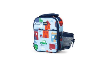 Penny Scallan Big City Bento Lunch Box Cooler Bag 20 x 25.5cm