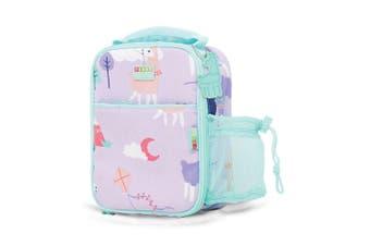 Penny Scallan Loopy Llama Bento Lunch Box Cooler Bag 20 x 25.5cm