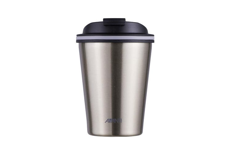 Avanti GoCup Double Wall Coffee Cup Champagne 280ml