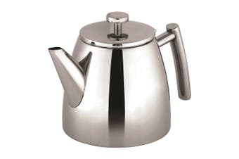 Avanti Modena Double Wall Teapot 1.2L Stainless Steel