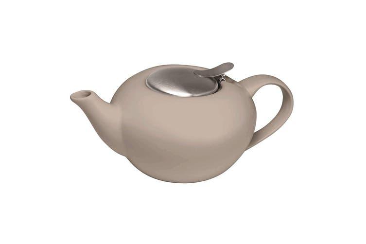 Avanti Amylia Stoneware Teapot 750ml Matte Grey