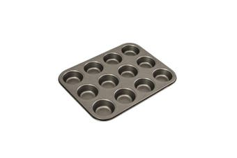 Bakemaster Classic 12 Cup Non-Stick Muffin Pan 35cm