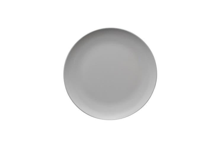 Serroni Colour Melamine Side Plate 20cm White