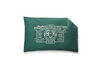Snooza Dog Bed Futon Cover Organic Green Original