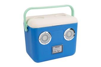 Sunnylife Dolce Vita Beach Cooler & Audio Box 17L