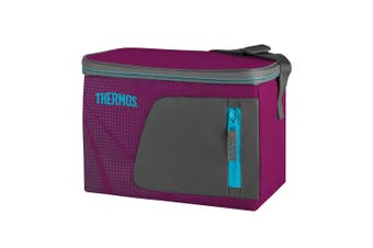 Thermos Radiance 6 Can Soft Cooler Pink