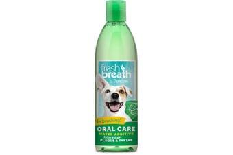 TropiClean Fresh Breath Water Add Original 473ml Small