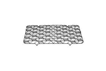 Pyrex Platinum Hexagonal Cooling Rack Large 44.5 x 31cm