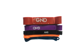 GND ULTRA RESISTANCE BAND PACK \\ 5 BANDS