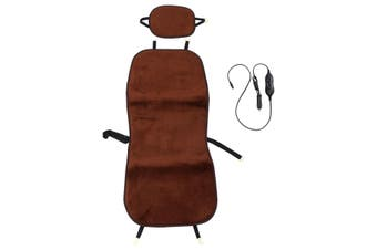Car Seat Electric Heated Cushion Chair Cover Pad Mat Warm Heater Warmer New