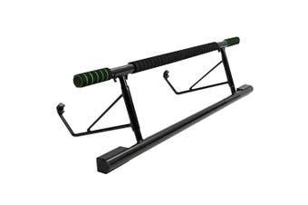 1 Set Pull Up Bar Doorway Pullup Bar Home Gym Chin up Bar Upper Body Workout Bar