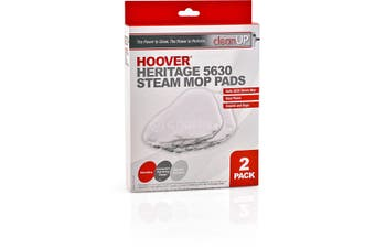 CLEAN UP Clean Up Hoover 5630 Steam Mop Pads 2pk