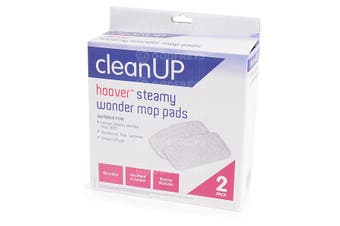 Hoover Steamy Wonder Steam Mop Pads 2PK