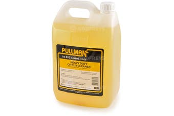 Pullman Heavy Duty Citrus Cleaner 5L