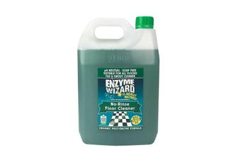Enzyme No Rinse 5L Floor Cleaner