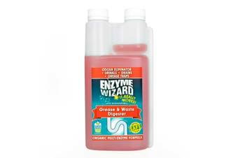 Enzyme Grease & Waste Twin 1L Digestor